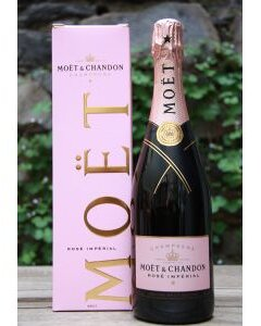 Moet & Chandon Imperial Brut Rose Champagne product photo