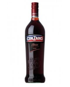 Cinzano Rosso Sweet Vermouth Italy product photo