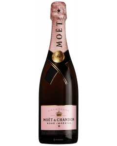 Moet & Chandon Imperial Brut Rose Champagne 1/2 product photo