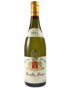 Jean Pabiot Pouilly-Fume Fines Caillottes  Loire product photo