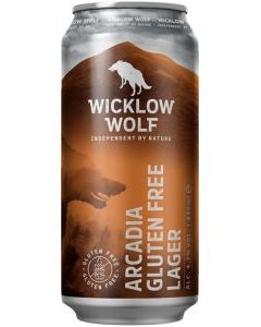 Wicklow Wolf Arcadia Lager CAN product photo