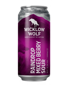 Wicklow Wolf Raindrop Mixed Berry Sour product photo