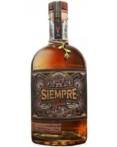 Siempre Tequila Anejo Mexico product photo