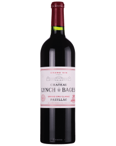 1996 Chateau Lynch Bages Pauillac Magnum 1.5L product photo
