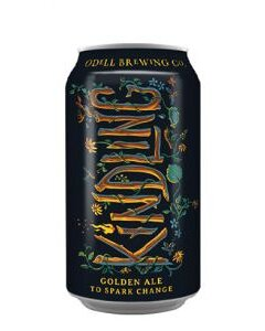 Odell Brewing Kindling Golden Ale 4 for 11 product photo