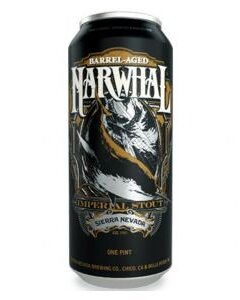 Sierra Nevada Narwhal Barrel Aged Imperial Stout product photo