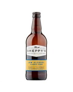Sheppys Low Alcohol Classic Cider 0.5% UK product photo