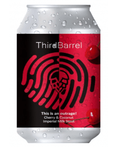 Third Barrel This is an Outrage! 330ml product photo