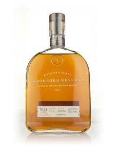 Woodford Reserve Kentucky Straight Bourbon Whiskey product photo