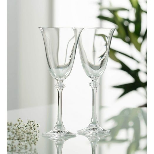 Galway Crystal | Liberty Goblet Set of 2