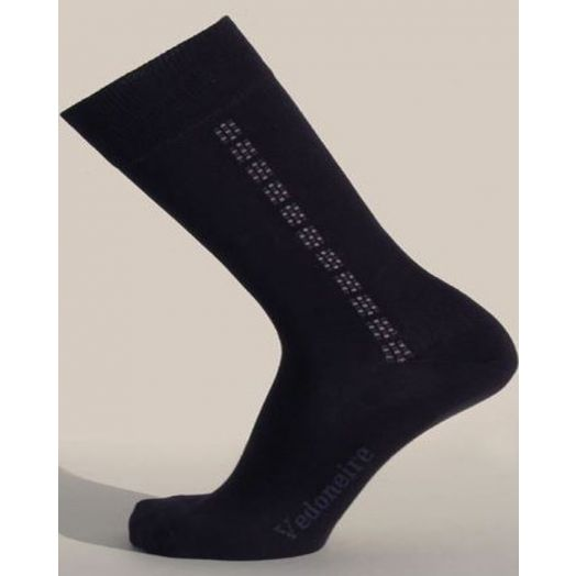 Vedoneire   Vertical boxes Cotton Socks-Size 7-12