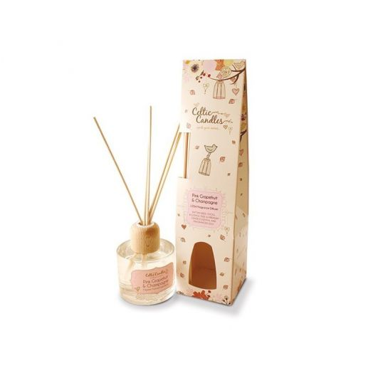 Celtic Candles | Grape Fruit And Champagne Diffuser