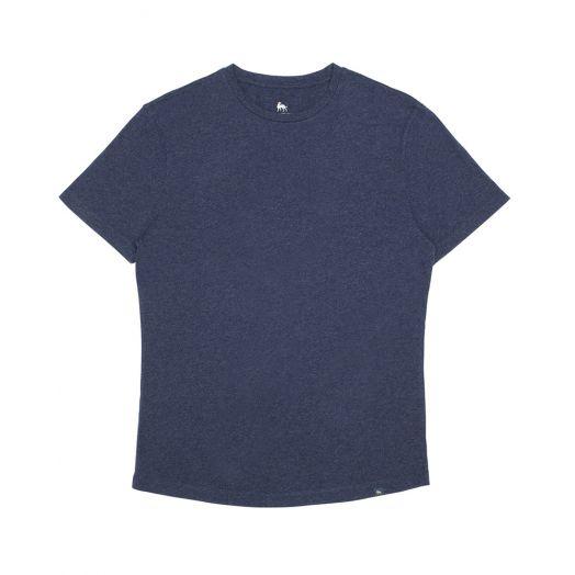 Magee | Clogher Plain T Shirt -Navy