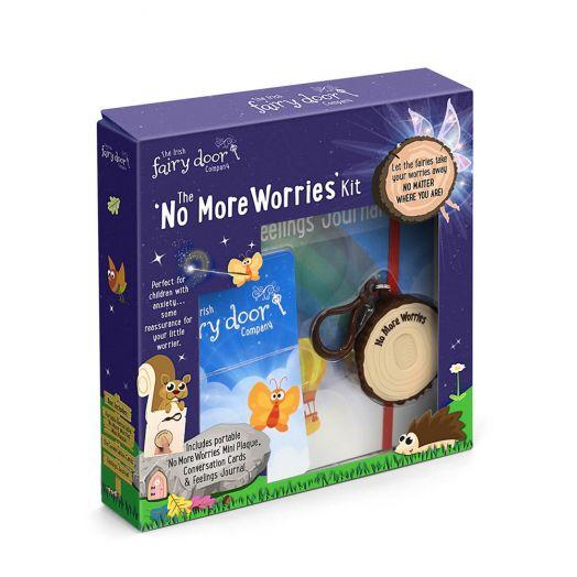 Irish Fairy Door-  No More Worries Kit