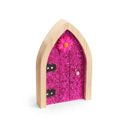 Irish Fairy Door - Glitter Door