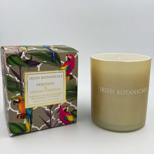 Irish Botanicals | Verveine and Lemon Verbena Candle