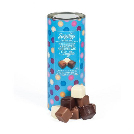 Skelligs Chocolate | Mixed Truffles Tube