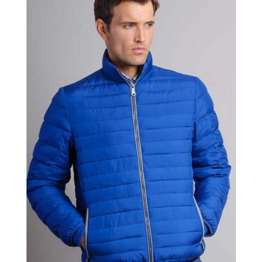 Vedoneire | Lightweight Padded Jacket- Cobalt
