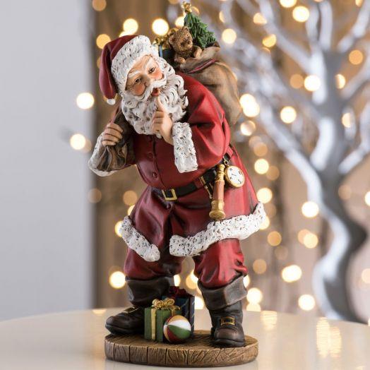 Belleek | Aynsley Night Before Christmas Santa