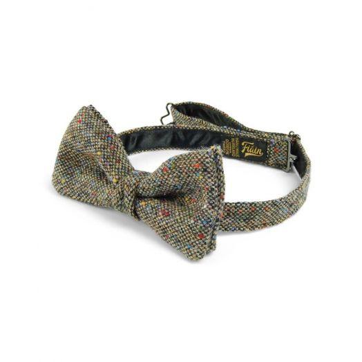 Fiain   Tweed Handmade Bow Tie