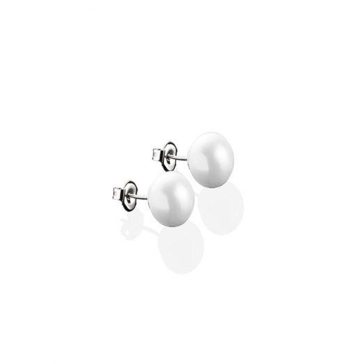 Newbridge Silverware | Grace Kelly Pearl Stud Earrings 8mm