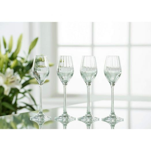 Galway Crystal | Erne Sherry / Liquer Set of 4