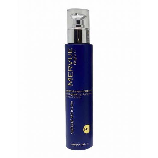 Mervue Organic Skincare | Superfruit Cream Cleanser