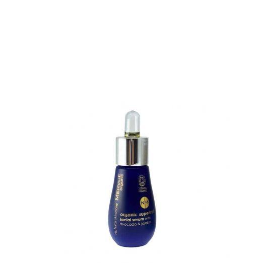 Mervue Organic Skincare | Organic Superfuit Facial Serum
