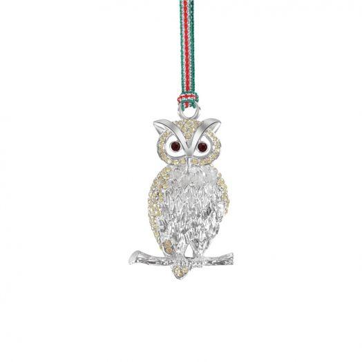 Newbridge Silverware | Owl Decoration