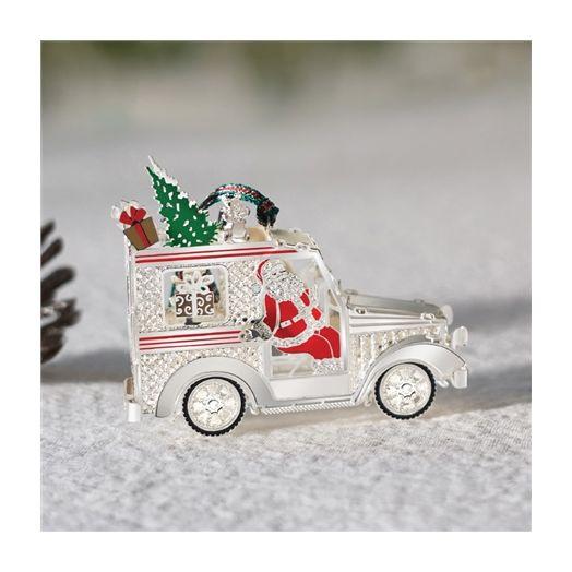 Newbridge Silverware | Santa Truck Decoration