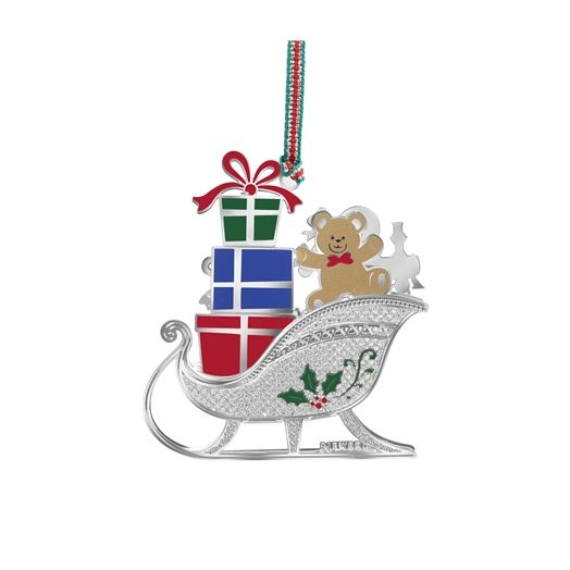 Newbridge Silverware | Sleigh with Presents Decoration