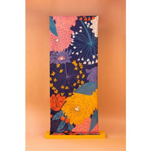 Powder | Blooms Print Scarf