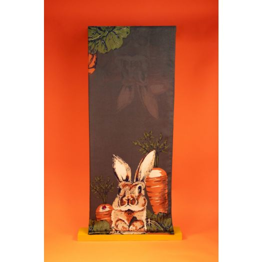 Powder | Gardening Bunny Print Scarf
