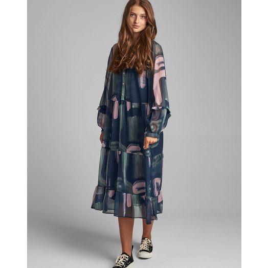 Numph | Nubert Dress-  Moonlit