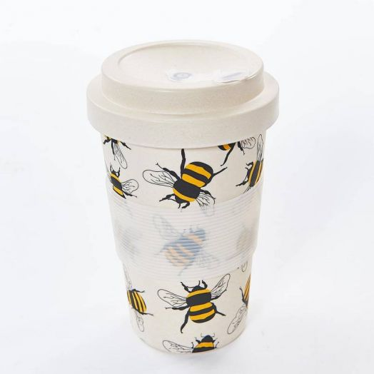 Eco Chic | Neutral Bees Bamboo Cup
