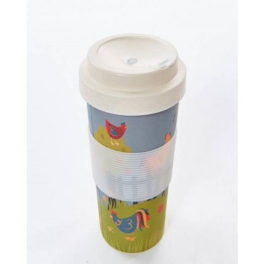 Eco Chic | Chicken Bamboo Cup