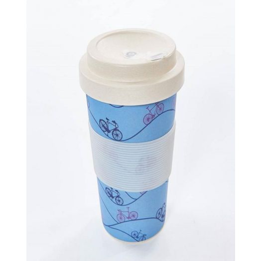 Eco Chic | Bike Bamboo Cup