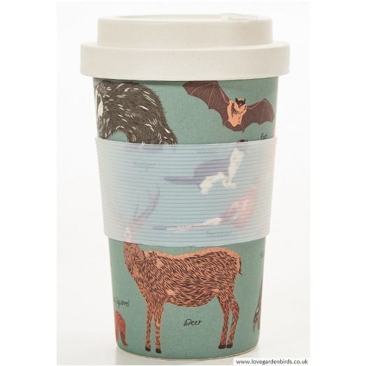 Eco Chic | Woodland Bamboo Cup