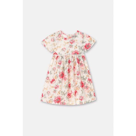 Cath Kidston | Lindfield Meadow Boho Dress-Cream