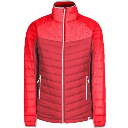 Regatta   Halton ll Reflective Jacket-Red Alert