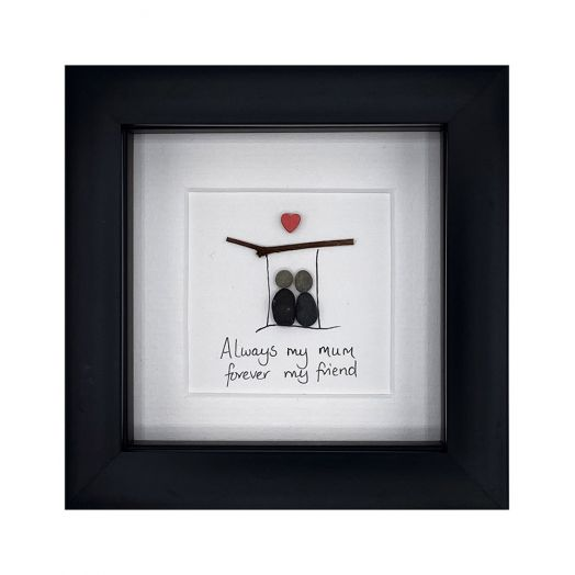 Simply Mourne | Always My Mum Forever My Friend- Black