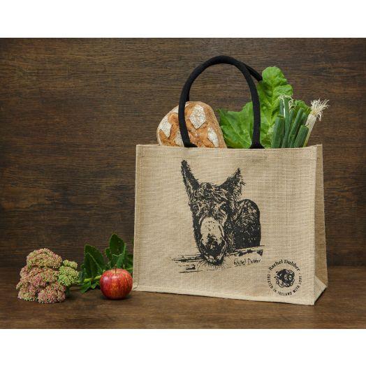 Rachel Dubber | Jute Shopping Bag