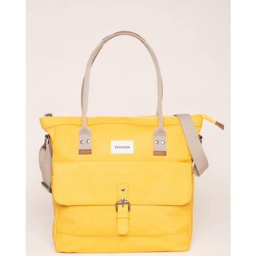Brakeburn | Shopper Bag - Yellow