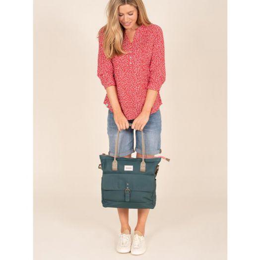 Brakeburn   Shopper Bag - Sage