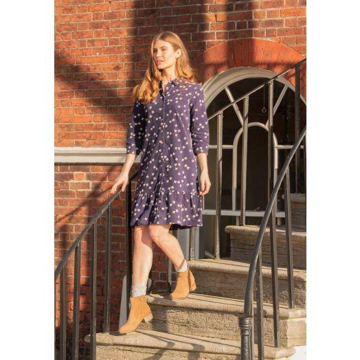 Brakeburn | Maria Cord Shirt Dress