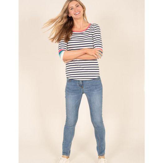 Brakeburn | Slim Fit Jeans- Light Blue