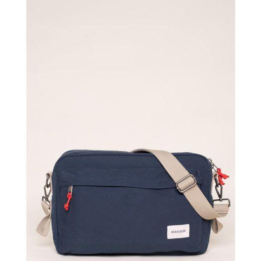 Brakeburn | Messenger Bag- Navy