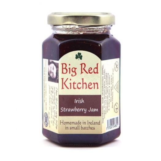 Big Red Kitchen | Strawberry Jam 330g