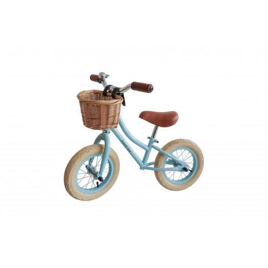 Isabelle Rose | Blue Balance Bike