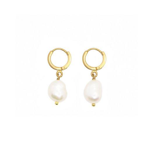 Nilai | Mini Perla Earrings